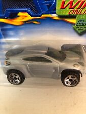 Hot Wheels Toyota RSC #039 2002 First Editions Silver