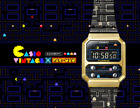 Casio Vintage x BANDAI PAC-MAN Limited A100WEPC-1B Collector Watch - IN HAND!