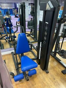Powersport Commercial Lever Row Machine