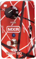 Used MXR EVH90 Phase 90 Eddie Van Halen Red Phaser Guitar Effects Pedal Dunlop