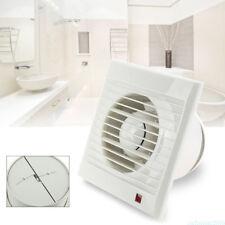 4 inch Ventilation Extractor Exhaust Fan For Window Kitchen Bathroom Toilet ELF2