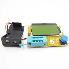 NEW LCR-T4 ESR Meter Transistor Tester Diode Triode Capacitance SCR Inductance