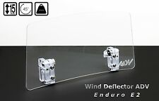 Wind Screen Deflector for motorcycle motorbike windshield  BIG ENDURO E2