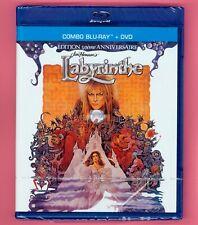 LABYRINTHE (DAVID BOWIE) COMBO BLU-RAY + DVD ÉDITION 30ème ANNIVERSAIRE / Neuf