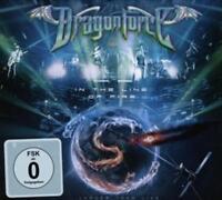 In The Line Of Fire von Dragonforce (2015), Neu OVP, DVD & CD !!!