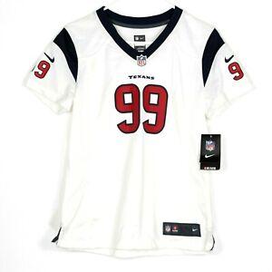 NEW Nike On Field NFL Houston Texans JJ Watt 99 Football Jersey Womens MEDIUM M
