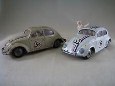 TEKNO DENMARK 819 HERBIE  VW VOLKSWAGEN BEETLE MAGGIOLINO