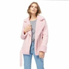 Shearling Faux Fur Plus Size Coats & Jackets for Women