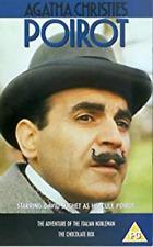 Agatha Christie Poirot Adventures Of The Italian Nobleman Chocolate Box DVD NEW