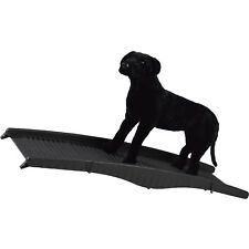 Compact Travel Ramp Easy Car Access for Old Infirm Dogs 150cm x 140cm Pet Face
