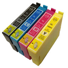 4 Ink Cartridges for Epson Expression Home XP235 XP332 XP335 XP432 XP435 T