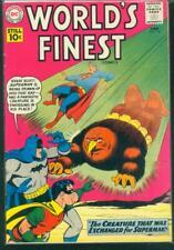 World's Finest Comics #118 VG/FN