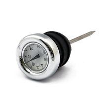 Harley Davidson FLST Heritage Softail Thermometer f Motorraduhr Lenkeruhr