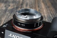 Lens Adapter Contax RF to Sony NEX Custom made