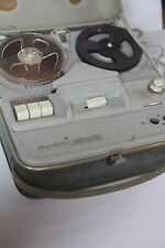 MAGNETOPHON AUTOMATIC TELEFUNKEN WESTERN GERMANY RADIO PLAYER REEL TO REEL AS IS