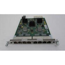 Juniper JXU-8GE-TX-S 8-Port Gigabit Ethernet Module For SSG-320M-SH