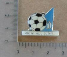 PIN'S FOOTBALL COUPE PAUL GUERIT LA ROCHELLE CORPO