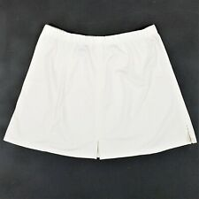 Bolle Sport Womens Size Small Tennis Skirt White Athletic