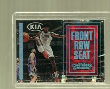 2017 Panini-Froint Row Seat  Cracked Ice-DeAndre Jordan Clippers-Limited  #13/25