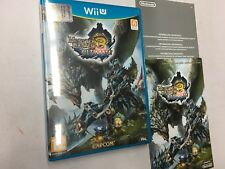 MONSTER HUNTER ULTIMATE 3 WII U USATO