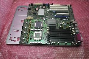 Dell Precision T7400 Dual Socket LGA771 Motherboard With Tray 0RW199 RW199
