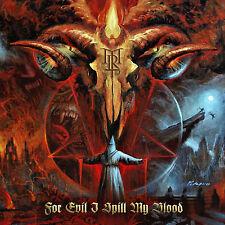 Murder Rape - For Evil I Spill my Blood  NEW CD