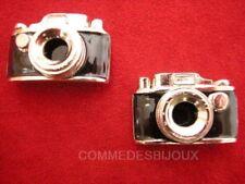 "B.O. ""Appareil Photo"" Camera Old Fashioned - Bijoux Vintage Butler & Wilson"