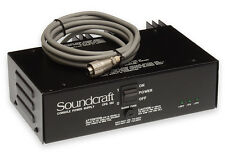 Soundcraft CPS150 Broadcast Mixer Console AC Power Supply PSU +/-17V 48V CPS-150