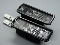 LED Kennzeichenbeleuchtung Set für Amarok Beetle Golf Passat Polo Leon 1K8943021