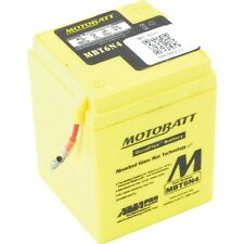 Motobatt Battery For Yamaha Qt50 Yamahopper 50cc 79-87