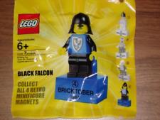 Lego Minifig Black Falcon Mini-Figure Magnet New - RARE
