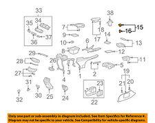 Acura HONDA OEM 04-08 TL Console-Cover Assembly 83414SEPA02ZA
