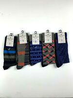 Mens NAUTICA Socks Size 10-13 Color Various