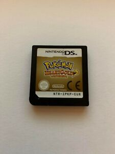 Pokemon: HeartGold Version (DS, 2010) Genuine And Tested