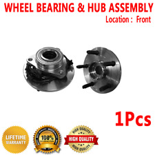 FRONT Wheel Hub Bearing Assembly for DODGE RAM 1500 02-06 4-Wheel ABS