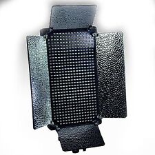 Dimmable 500 LED Panel Video Photography Light Panel Kit 110-240V NEW VL500