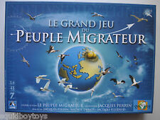 LE GRAND JEU DU PEUPLE MIGRATEUR French BOARD GAME Jacques Perrin 2001