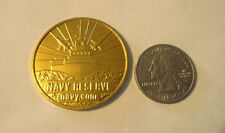 Commerative large/dollar size / Medal/Token /Navy