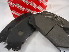 TOYOTA KLUGER FRONT BRAKE PADS GSU40 GSU45 FROM MAY 2007 NEW GENUINE