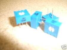 9.5mm singleturn di CERMET Trimmer POT RESISTORE 2k 4pk