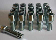 Roue Alliage Boulons M14X1.5 X 20 Rayon BIMECC Filetage 45 mm pour Audi A1 A3 A4 A5