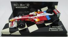 F1 1/43 WILLIAMS FW21 SUPERTEC ZANARDI 1999 MINICHAMPS