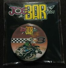 Pin Button Badge Ø38mm    JOE BAR TEAM #11