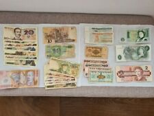 More details for 27x various job lot bank notes one pound canada brazil poland kynoh bon towarowy