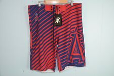 KLEW:: Los Angeles Angels Board Shorts New (36) NWT