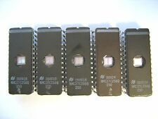 NATIONAL SEMICONDUCTOR NMC27C256Q-250 IC EPROM 28-Pin - Lot of 5 Pcs TESTED