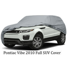 Pontiac Vibe 2010 Full SUV Cover