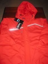 Bauer Team Heavyweight Parka -  Red, Sr L