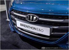 Brenthon Grill Trunk Horn Wheel Emblem For 2012~2016+ Hyundai Elantra GT i30 7PC