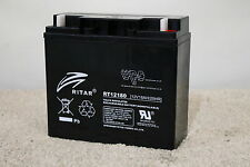 Ritar RT12180 - 12 Volt 18 Amp Hour / 12v 18Ah Battery